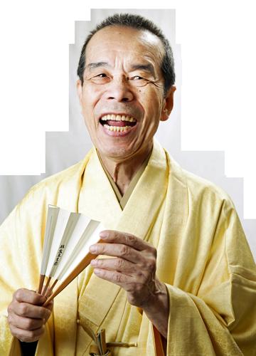 「日本ラーメンファンクラブ」名誉会長 林家木久扇
