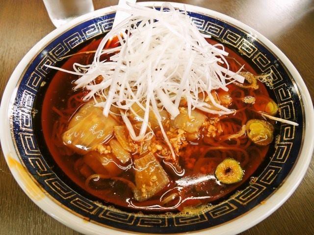 江ざわの担々麺